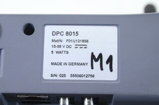 DPC 8015 - Call Station/Paging Console (No.3) BVH2 D-12095-bv 9