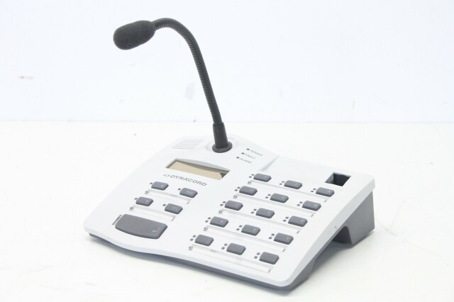DPC 8015 - Call Station/Paging Console (No.4) BVH2 D-12096-bv