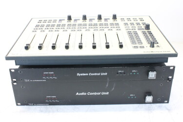 EB300 Set With Mixer, System Control Unit And Audio Control Unit JDH-C2-ZV-8-5971 NEW