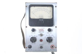 Model 221 Electronic Tube Voltmeter Ohmmeter HEN-OR-9-4392 NEW