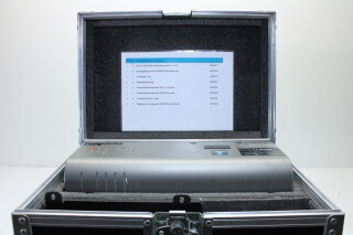Projector CL-X80 With Case and Accessories HVR-O-3896 NEW 8