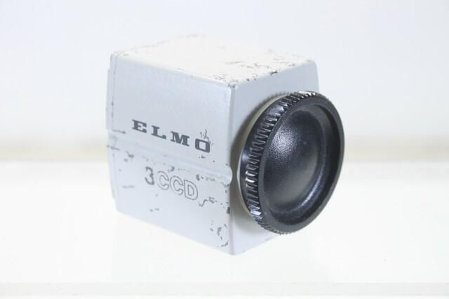 3CCD Camera - Camera Body Without Lens (No.1) E-3-11628-bv