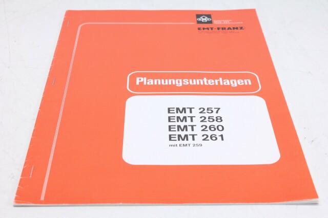 257,258,260,261 Technical Information F-12979-BV