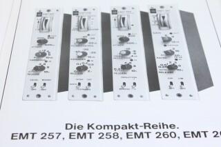 257,258,260,261 Technical Information F-12979-BV 3