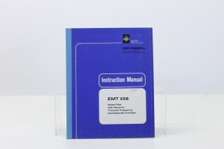 258 Noise Filter Manual (No.2) F-7831-x