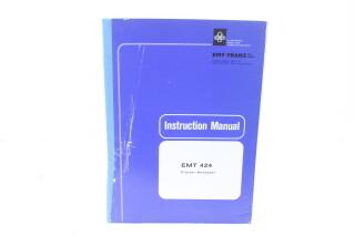 424 Flutter Analyzer Instruction Manual EV-F-5260 NEW