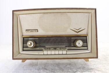 KY 595 vintage tube radio 1959 BLW-ORB4-6757 NEW