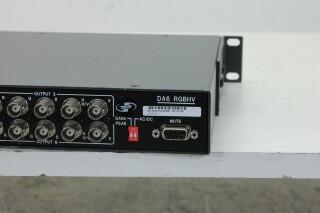 DA RGB/YUV Series Wideband Distribution Amplifier HER1 ORB1-13791-BV 6