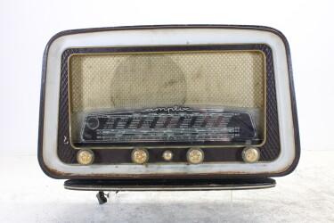 F346 vintage tube radio 1953 BLW-ORB4-6759 NEW