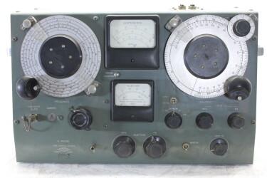 Q Meter Type M803A HEN-ZV15-5984 NEW