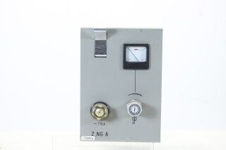 Z NG A - Power Supply Module With VU Meter HEN-OR-2-4349 NEW