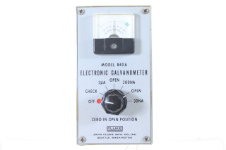 Model 840A Electronic Galvanometer HEN-OR-9-4382 NEW