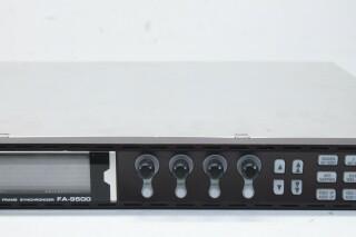 FA-9500 HD/SD Frame Synchronizer MVB1 RK-2-14022-BV 4