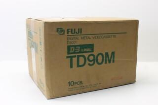 TD90M Digital Metal Videocassette D3001 - 10 pcs (No.1) H-7990-x