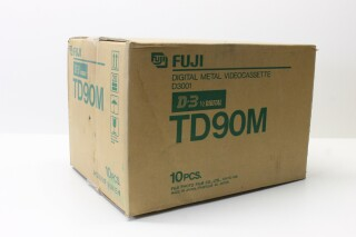 TD90M Digital Metal Videocassette D3001 - 10 pcs (No.3) H-7992-x