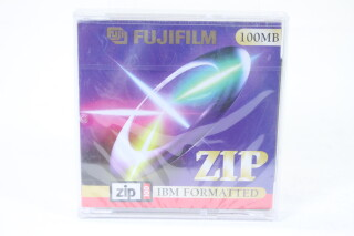 ZIP 100MB IBM Formatted (No. 1) EV-S-4949