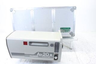 Ah20X8BESM-D18A - 8-16mm TV Camera Lens - In Case EV-R-4781 NEW