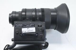 A10x11B - RM-47 - Professional Broadcast Video Camera Zoom Lens (No.1) E-9-11461-z