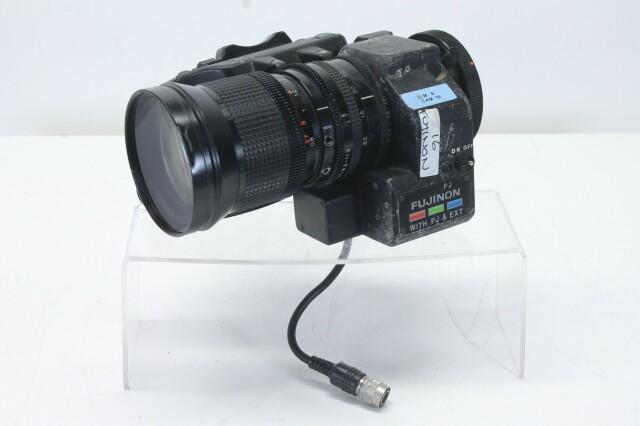 Pegasus III - A14x8.5FERM-21P - Broadcast Video Camera Zoom Lens (No.2) FS-31-11465-z
