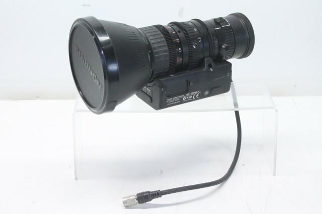 VCL-614WEA - Professional Broadcast Video Camera Zoom Lens (No.2) C-7-11457-z