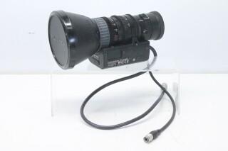 VCL-614WEA - Professional Broadcast Video Camera Zoom Lens (No.4) C-7-11459-z