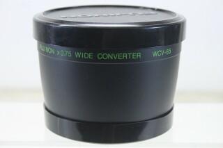 WCV-65 - x 0,75 Wide Angle Converter Lens (No.1) C-6-11505-bv 5