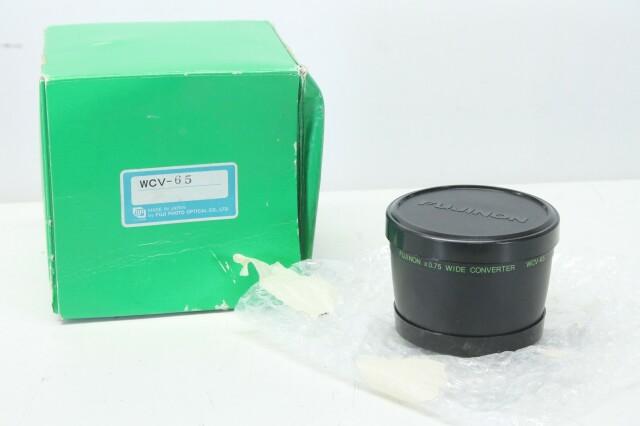 WCV-65 - x 0,75 Wide Angle Converter Lens (No.2) C-6-11506-bv