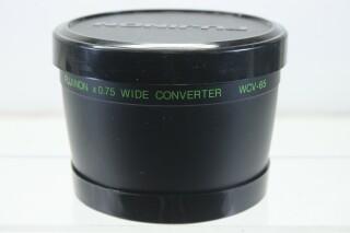 WCV-65 - x 0,75 Wide Angle Converter Lens (No.2) C-6-11506-bv 5