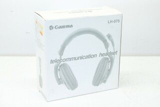 LH-075 - Telecommunication Headset with Dynamic Microphone B-11667-bv 10