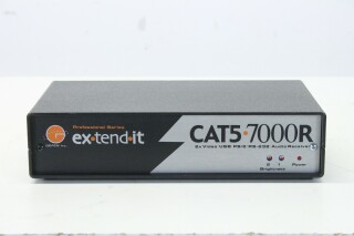 CAT5-7000R - 2xVideo, USB, PS/2, RS-232, Audio Receiver BVH2 S-12111-bv 2