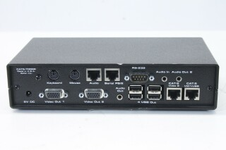 CAT5-7000R - 2xVideo, USB, PS/2, RS-232, Audio Receiver BVH2 S-12111-bv 4