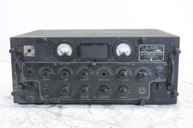 Tube Radio Receiver CG-46068 WWII Navy 6D6|6J5|6Y6|6F8G|6C6|956 HEN-ZV1-6382 NEW