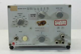 1311-A Audio Oscillator KAY L-13766-bv 2