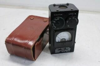 Sound Survey Meter 1555-A KAY VLF-13962-BV