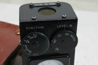 Sound Survey Meter 1555-A KAY VLF-13962-BV 2