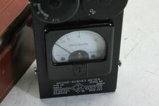 Sound Survey Meter 1555-A KAY VLF-13962-BV 3