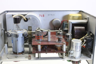 Klystron Oscillator Type 1220-A HEN-R-4400 NEW 7