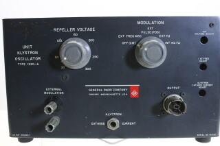 Klystron Oscillator Type 1220-A HEN-R-4400 NEW 2
