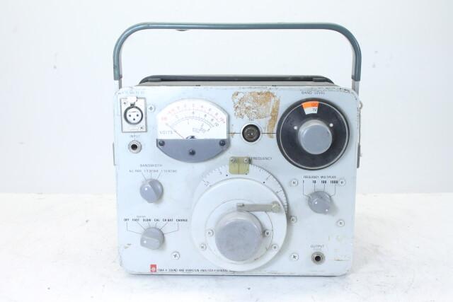 Sound and Vibration Analyzer Type 1564-A EV-L-4199 NEW