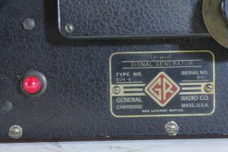 U-H-F- Signal Generator Type: 604-8 HEN-ORV-1-5295 NEW 4