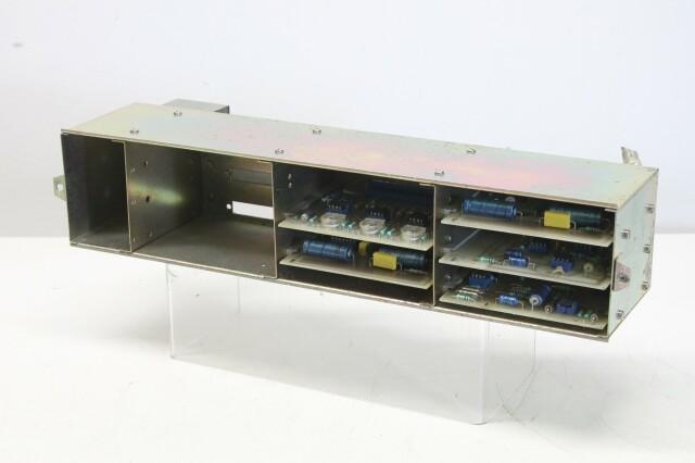 Girardin C206 - PCB/Card Rack/Module with 3x TE 122 and 1 TE 94 Trafo's G-10978-z