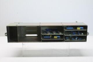 Girardin C206 - PCB/Card Rack/Module with 3x TE 122 and 1 TE 94 Trafo's G-10978-z 2