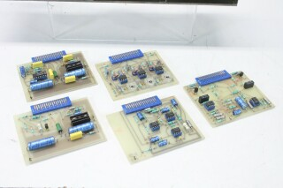 Girardin C206 - PCB/Card Rack/Module with 3x TE 122 and 1 TE 94 Trafo's G-10978-z 7