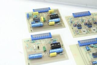 Girardin C206 - PCB/Card Rack/Module with 3x TE 122 and 1 TE 94 Trafo's G-10978-z 8