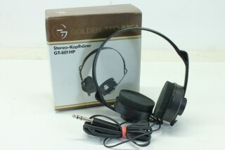 GT-801 HP Stereo Headphone (No.1) E-9536-x