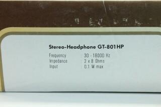 GT-801 HP Stereo Headphone (No.2) E-9538-x 8