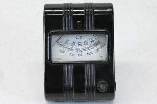 Candela 6.62-643 Light Exposure Meter in Leather Case KAY B-10-13710-bv 2