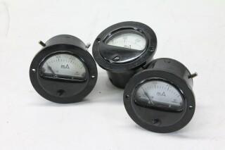 Milliampère Meters, Lot of 3 Pieces KAY B-6-13543-bv