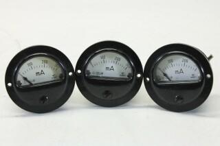 Milliampère Meters, Lot of 3 Pieces KAY B-6-13543-bv 2