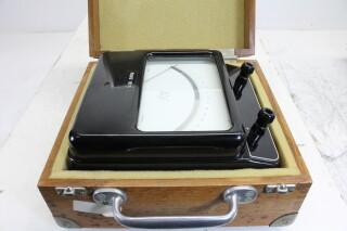 Mavometer 1mA 60mV in Case EV-H-4200 NEW